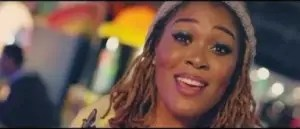 Video: Lady Zamar – Collide